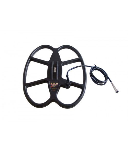 "Detech 15x12"" SEF Butterfly Search Coil (Minelab E-Series) 15X12EE Image 1"