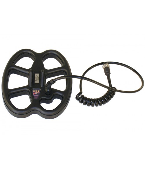 "Detech 8x6"" SEF Butterfly Search Coil (Minelab E-Series) 8X6EE Image 1"