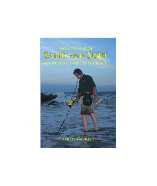 Garrett How to Search Sand and Surf by Charles Garrett 1509500 Image 1
