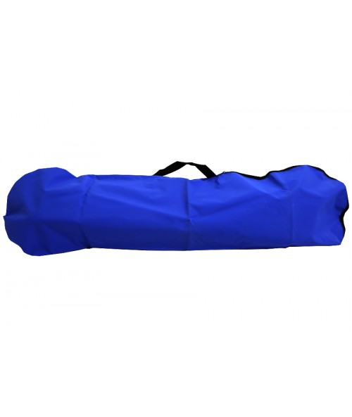 Blue Nylon Carry Bag