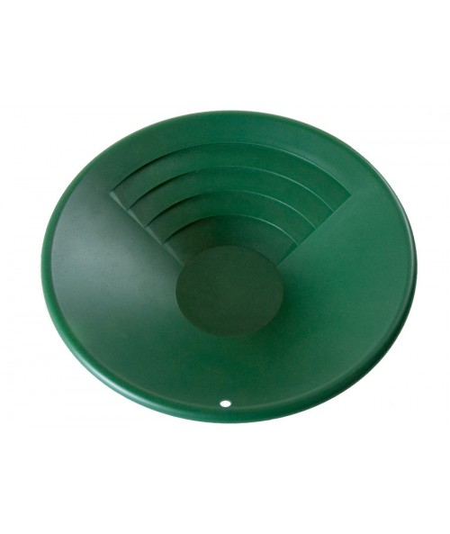 "Garrett 10.5"" Gravity Trap Pan 1650100 Image 1"