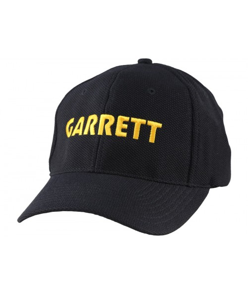 Garrett Black Baseball Cap 1663100 Image 1