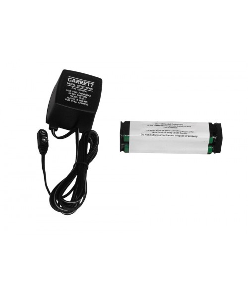 Garrett Wall Charger 110V for Infinium LS and Sea Hunter Mark II 2266100 Image 1
