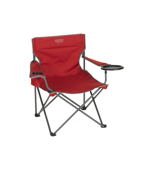 Wenzel Banquet Chair XL (Red) 97943 Image 1