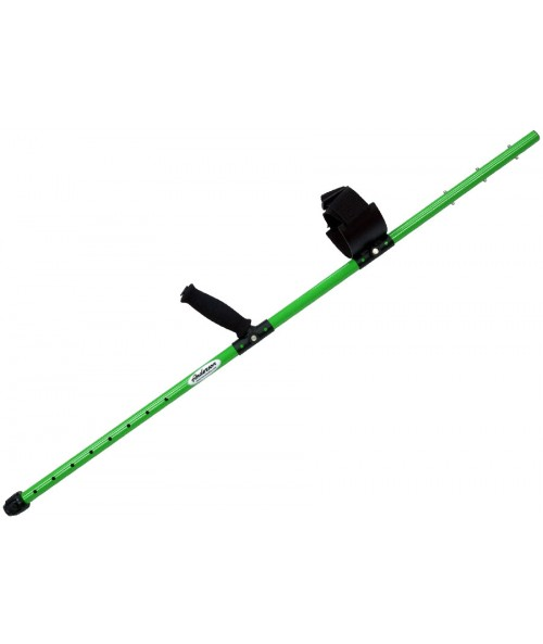 "Anderson Rods 45"" Long Shaft - Green (Minelab Excalibur II) 0811G Image 1"
