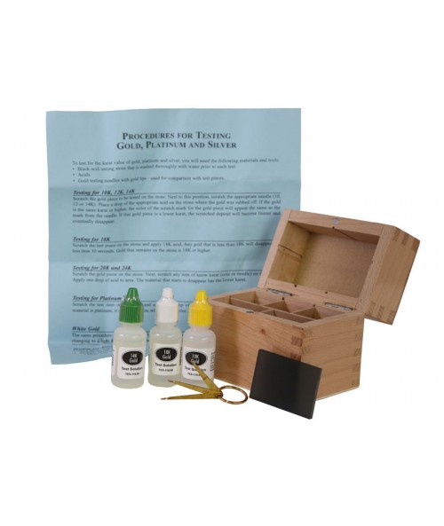 Kellyco Pro Gold Test Kit GTK8 Image 1