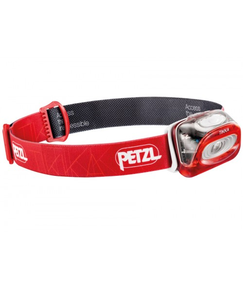 Petzl TIKKA Headlamp (Red) E93HMA Image 1
