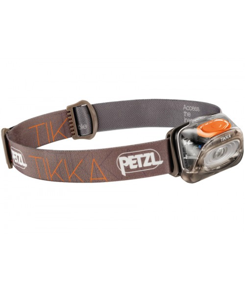 Petzl TIKKA Headlamp (Brown) E93HOU Image 1