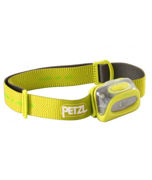 Petzl TIKKA Headlamp (Yellow) E93HY Image 1