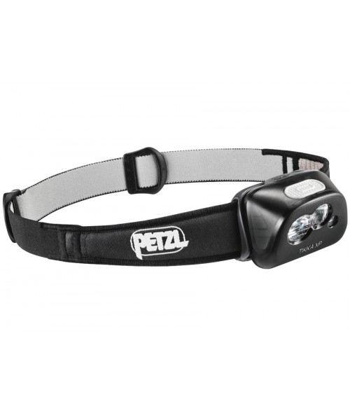 Petzl TIKKA XP Headlamp (Black) E99HN Image 1