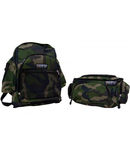 Kellyco Heavy Duty Camo Extreme Backpack CAMOBP Image 1