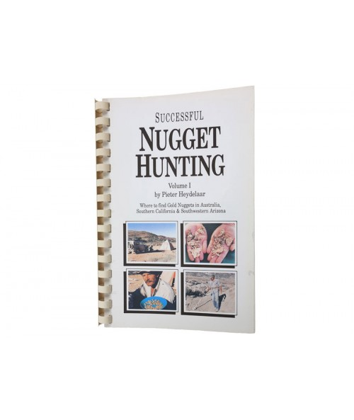 Kellyco Successful Nugget Hunting Volume 1 14 Image 1