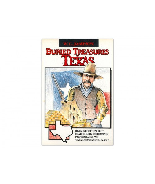 Kellyco Buried Treasures of Texas 36 Image 1