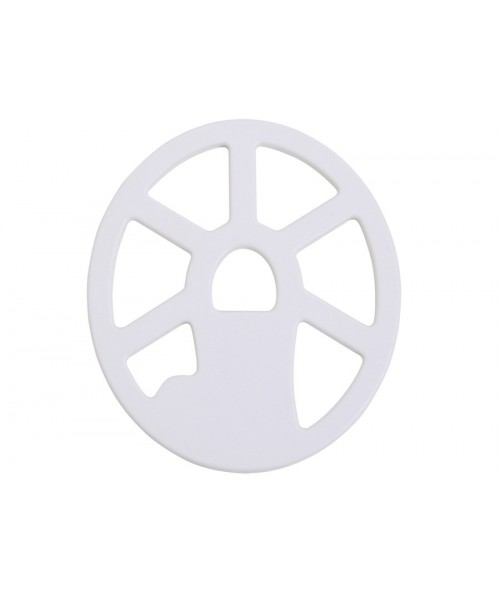"Tesoro 12x10"" Spoked Coil Cover (White) S12X10CWHT Image 1"