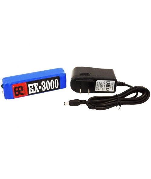 RNB Innovations EX-3000 Battery System (Minelab Excalibur II) EX3000 Image 1