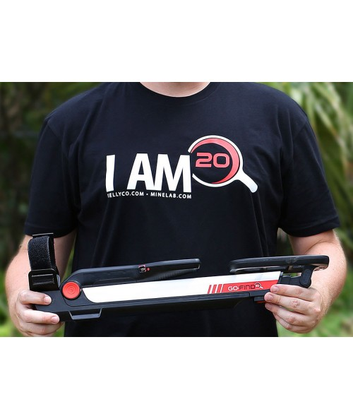"Kellyco Go-Find ""I Am 20"" T-Shirt 20"