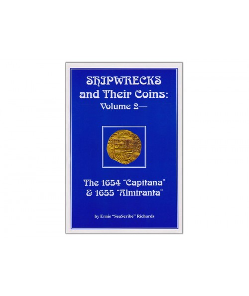 Kellyco Shipwrecks and Their Coins Volume 2 7000 Image 1