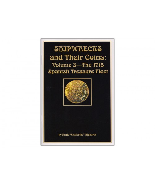 Kellyco Shipwrecks and Their Coins Volume 3 8000 Image 1
