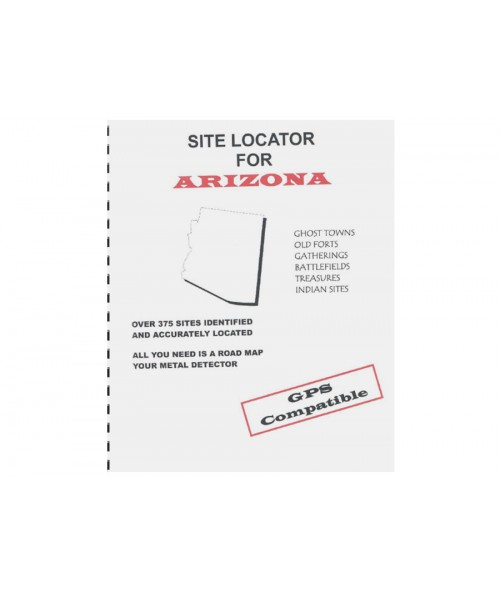 Kellyco Site Locator For Arizona GPS Compatible 0400 Image 1