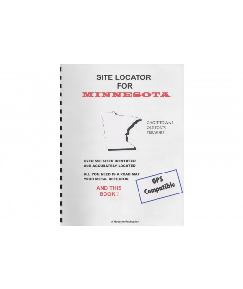 Kellyco Site Locator For Minnesota GPS Compatible 2300 Image 1