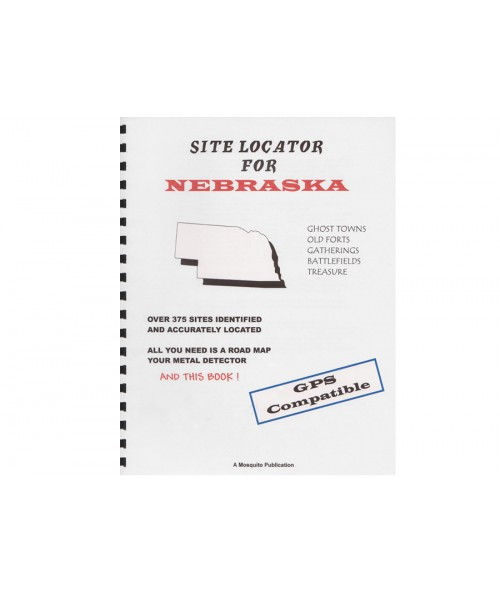 Kellyco Site Locator For Nebraska GPS Compatible 3000 Image 1