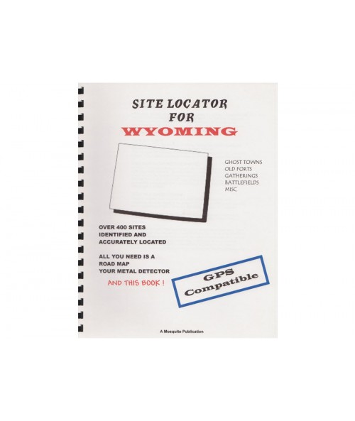 Kellyco Site Locator For Wyoming GPS Compatible 5000 Image 1