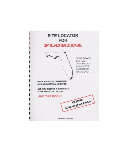 Kellyco Site Locator For Florida GPS Compatible B0900 Image 1