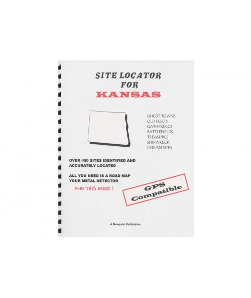 Kellyco Site Locator For Kansas GPS Compatible B1600 Image 1