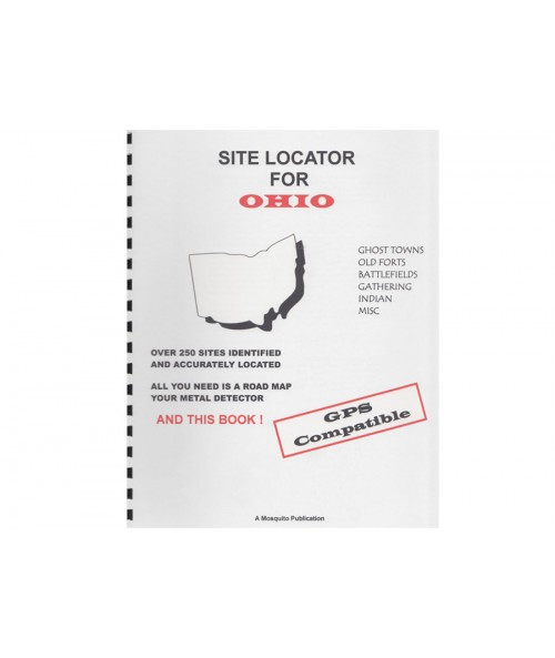 Kellyco Site Locator For Ohio GPS Compatible B3500 Image 1