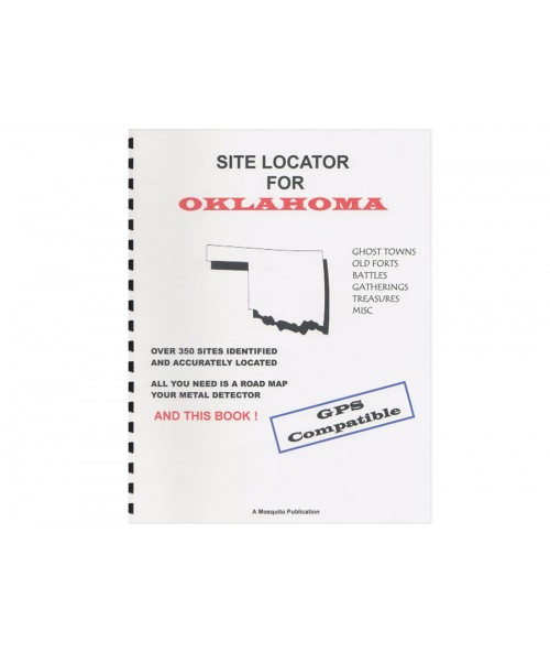 Kellyco Site Locator For Oklahoma GPS Compatible B3600 Image 1