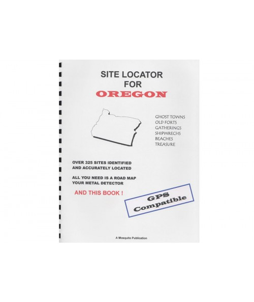 Kellyco Site Locator For Oregon GPS Compatible B3700 Image 1