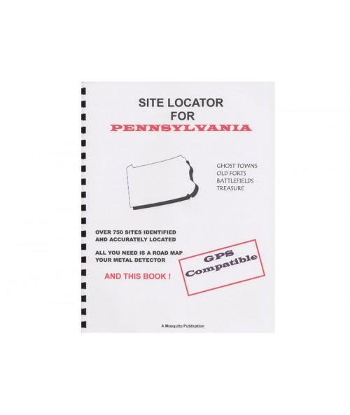 Kellyco Site Locator For Pennsylvania GPS Compatible B3800 Image 1