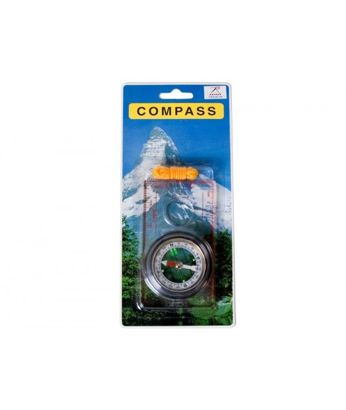 Kellyco Treasure Hunter Map Compass 7010 Image 1
