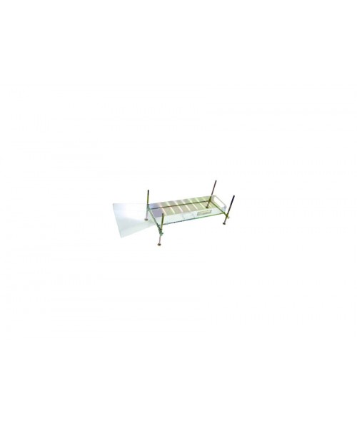 Keene Sluice Box Frame with Adjustable Support Legs HBCKF Image 1