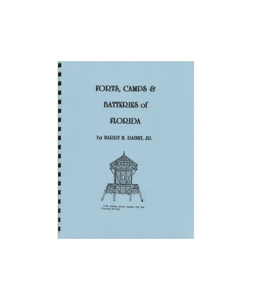 Kellyco Forts, Camps & Batteries of Florida 489 Image 1