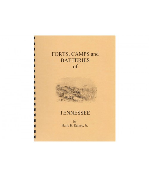 Kellyco Forts, Camps & Batteries of Tennessee 4 Image 1