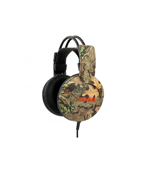 Koss Demo Mossy Oak Full Size Headphone (Green)