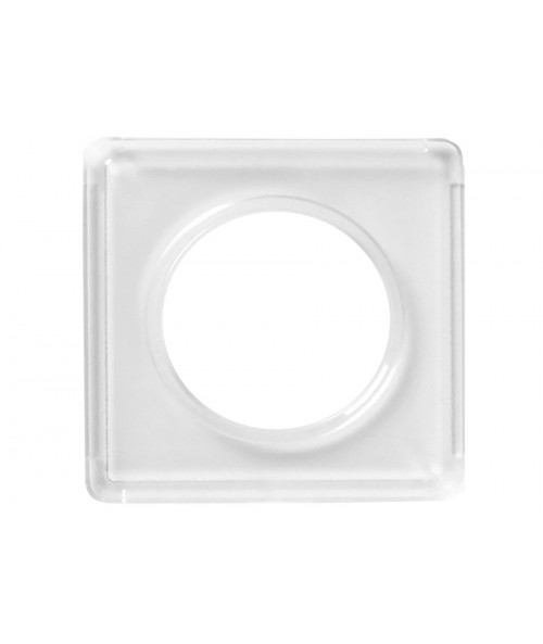 "Kellyco $5 Eagle 2x2"" Plastic Holder 9740 Image 1"