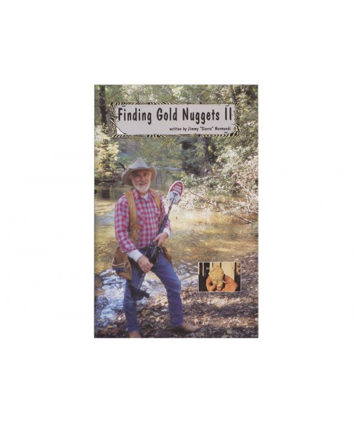 """White's Finding Gold Nuggets II by Jimmy """"Sierra"""" Normandi 6000201 Image 1"""