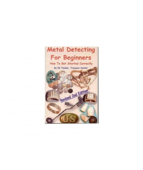 White's Metal Detecting For Beginners 6000214 Image 1