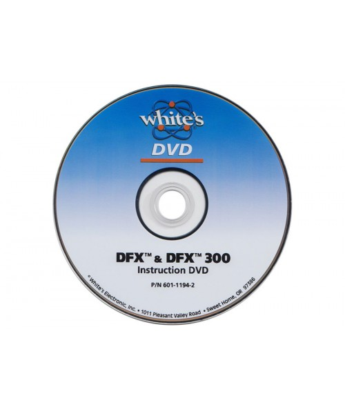 White's DFX Instructional DVD 60111941 Image 1