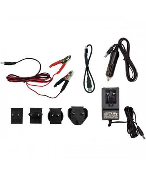 Adaptors, Chargers and Cables Kit