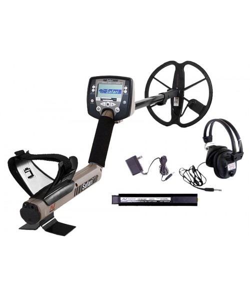 Minelab Demo Safari Pro Pack Image 1