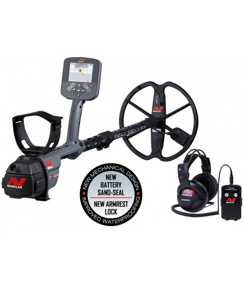 Minelab CTX-3030 Standard-with Wireless Headphones 32280101 Image 1