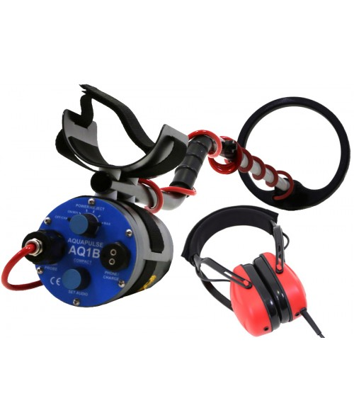 "Aquapulse AQ1B with 8"" Submersible Search Coil (UW Headphones) Image 1"