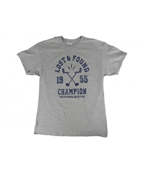 """Lost and Found Champion"" Men's T-Shirt"