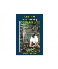 Civil War Relic Hunting A to Z Book
