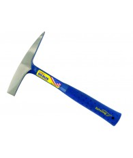 14 Oz. Prospector Chipping Hammer with Shock Protection Handle