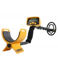 """Garrett Ace 200 Metal Detector with 6.5"""" x 9"""" Waterproof Search Coil - 1141070"""