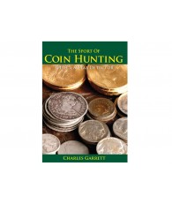 The Sport of Coin Hunting with a Metal Detector Book